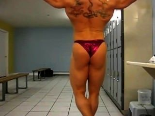 Musclebull brillantes posers