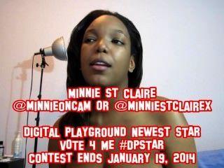 Minnie st claire audición digital playground siguiente #dpstar