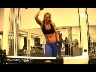 Video amante de los músculos 8