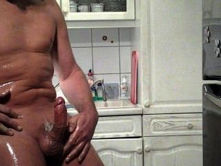 Orgasmo hecho a mano