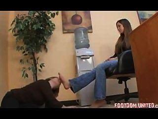 Adoración de los pies 035