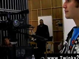 Twink movie este es un clip de detrás de las escenas de nate kennedy y tyler