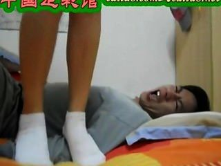 El pie chino pisotea