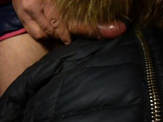 Esperma moncler kurtka seks