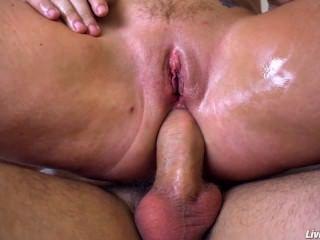 Vivir gonzo sophie dee hermosa sexo bbw