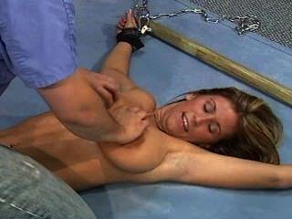 Stacie lynn classic: desafío de cosquillas