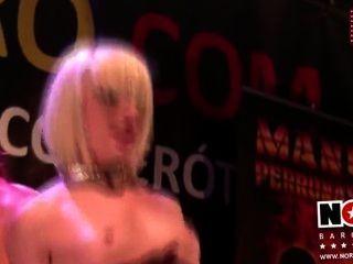 Nora barcelona en el festival erótico de alicante 2014