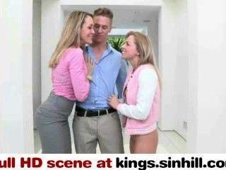 Mamá grande y su hijo dauther fuck afortunado juntos kings.sinhill.com