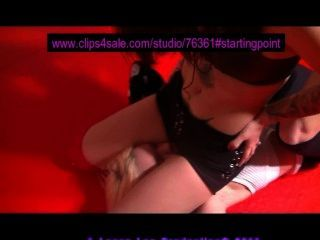 Clip corto 2 de www.lennyloowrestling.com