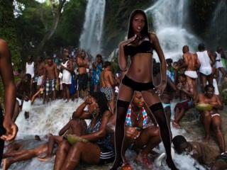 Striptease haitiano