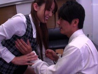 Perra ju xxx lección de cachonda maestra: yui hatano
