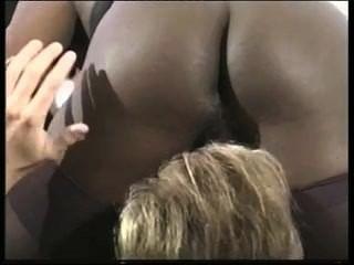 Cosecha negra shemale