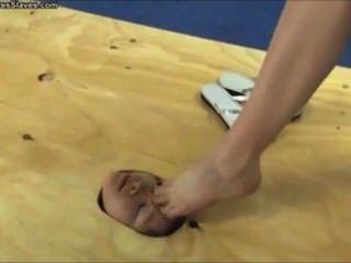 Adoración de los pies