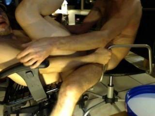 Cirque du tan gay (porque jodido en dos sillas de oficina tomó skillz)