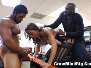 Ebony ayana angel ass fuck por bigcock