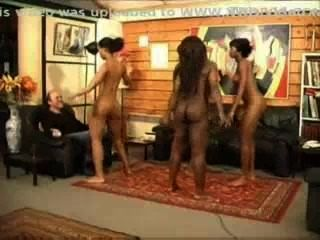 Chicas negras desnuda