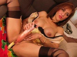 Milf ronni va los plátanos