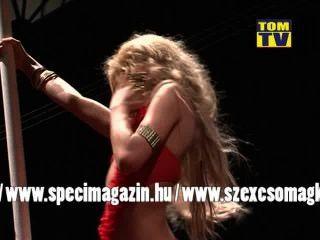 Espectáculo en vivo tiffany