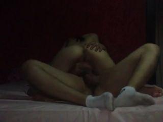 Mexicano con los boobs grandes fucking bf