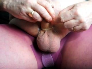 Orgasmo arruinado con crema anestésica