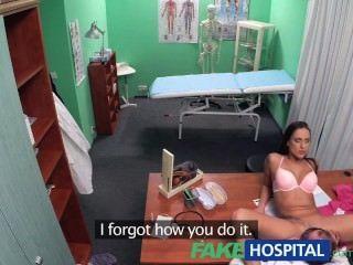 Médico de hospital prefiere que el sexo sea el mejor tratamiento disponible