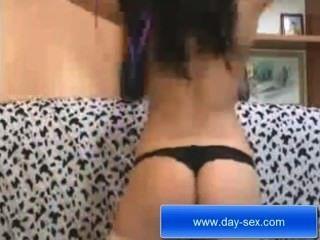 Xxx masturbación en vivo en la parte delantera de la cámara