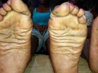 No mi vid, pero whoevers es merece respeto, sexy feetfunk
