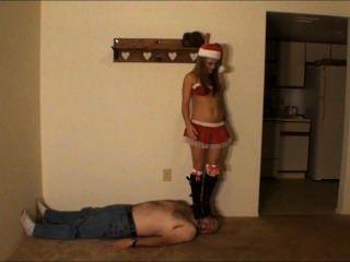 Navidad aplastar 2012