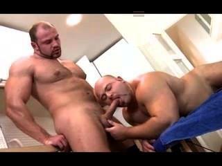 negro gay masaje