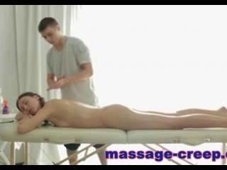 Masaje relajante un masaje erótico especial