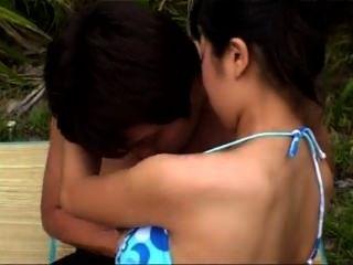 Sexo en la playa china