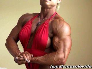 Grandes músculos femeninos