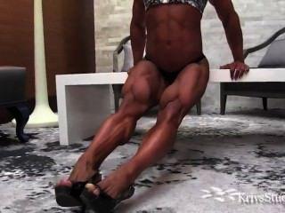 Músculo femenino