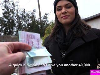 Folla por dinero