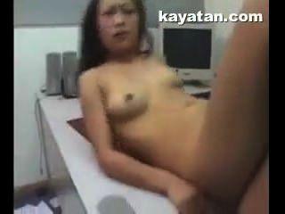 Filipina officemates relaciones sexuales