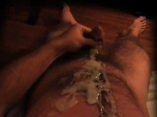 Enormes cargas de esperma