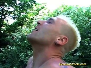 Cogido adolescente para la cogida anal