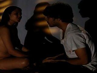 Sexo cósmico (2015) película bengalí escena sin cortar 2