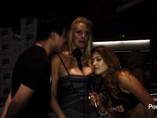 Pornhubtv karen fisher entrevista a 2015 avn premios