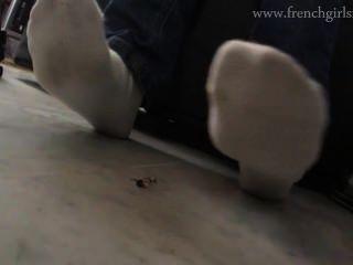 Muerto bajo los pies