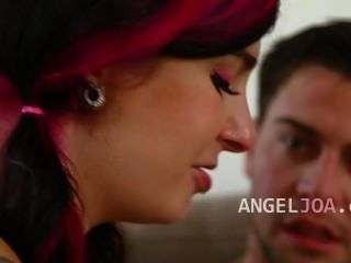 Hardcore fucking con desagradable punk coed joanna angel