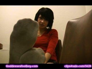 Collette calcetines sucios