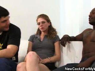 Polla chupar esposa chupa a otro hombre