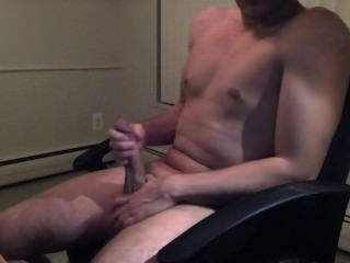 Diversión masculina en solitario