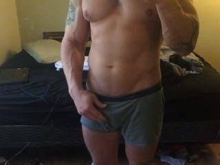 Músculo stud mostrando apagado