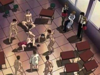 Biblia negra: los estudiantes violan takashiro y shiraki