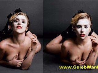 Lady gaga desnudo cambio de vestuario y más
