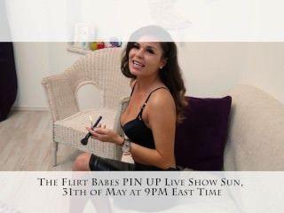Flirt babes pin up show en vivo @livecamsmansion
