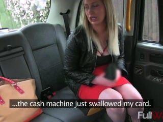 E232 pasajero sugiere mamada para pagar la tarifa de taxi [taxi falso]