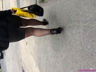 Pantyhose de la calle 2